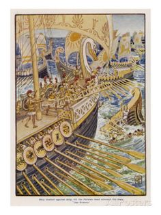 Battle of Salamis                                                                                                                                                     More