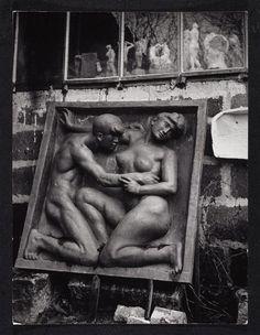 """""""Le désir"""", atelier de Aristide Maillol à Marly-le-Roi Brassaï (dit), Halasz Gyula (1899-1984)"""