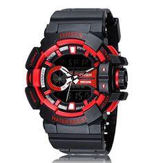 Uhren Top Verkauf Ohsen Marke Neue Led Digital Display Mens Frauen Outdoor Sport Uhren 50 Mt Wasserdicht Tauchen Gelb Mode Uhr Hombre