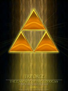 Triforce Med by ~john1315 on deviantART
