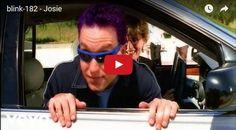Watch: blink-182 - Josie See lyrics here: http://blink182-lyrics.blogspot.com/2011/07/josie-lyrics-blink-182.html #lyricsdome