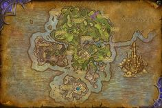 Map of kalimdor world of warcraft world of warcraft mmoboom gumiabroncs Images