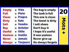 English Opposite Words, Adverbs, Getting Up Early, Periodic Table, Jokes, Reading, Diffuser, Ali, Opposite Words