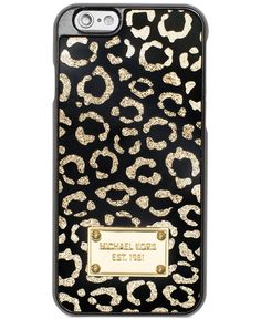 MICHAEL Michael Kors iPhone 6 Case
