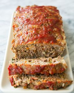 Red Barn Recipes | Traditional Meatloaf | Red Barn Market