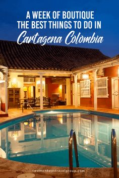 Cartagena is a city in Colombia with rich in history and culture. Here is our guide of the best things to do in Cartagena Colombia.
