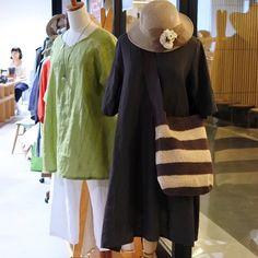 イベント「Marche de SHI TSU RAI」お洋服の販売はsweet-peaさんとM'workさん
