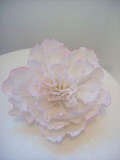 Peony Wedding Cake $299 (11 inch)