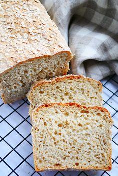 Amish White Bread, Polish Recipes, Food And Drink, Baking, Diet, Brot, Polish Food Recipes, Bakken, Backen