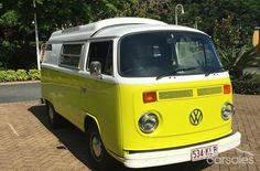 1975 Volkswagen Kombi Transporter Kombi Type 2 Manual