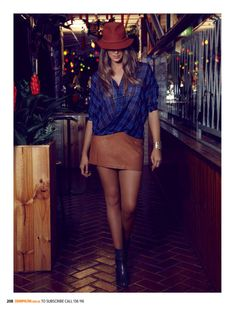 Cosmopolitan Australia August 2013 | Fashion Gone Rogue