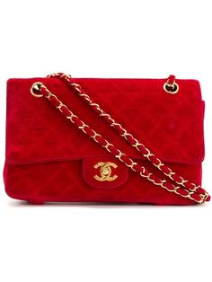 Chanel in red