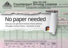 No paper needed - eConsent replaces the counterpart. Driving Monitor has today released its long awaited eConsent system for driving licence checks in the UK. This follows a period of development and proposals presented to the DVLA in Swansea. The new system replaces the need for a traditional 'paper mandate' giving a huge benefit to its customers in the process.