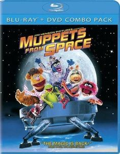 David Arquette & Ray Liotta & Timothy Hill-Muppets From Space
