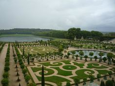 The Palace of Versailles, France. The most beautiful place I have ever been and reminds me of a childhood favorite-The Secret Garden