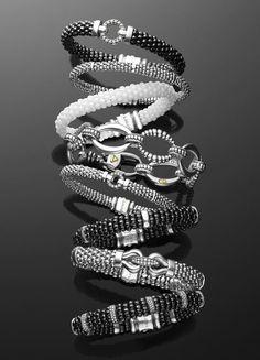 Our Black Caviar is comprised of ceramic black Caviar beads, gold and brilliant diamonds. Diamond Bracelets, Love Bracelets, Fashion Bracelets, Stacking Bracelets, Jewelry Bracelets, Funky Jewelry, Jewlery, Fitness Bracelet, Best Diamond