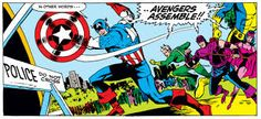 Afbeeldingsresultaat voor avengers assemble strips
