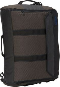 Buy the Wingman Travel Backpack at eBags - This urban inspired backpack duffel bag makes it easy to carry your gear across town or around the w Bags 2014, Safe Storage, Tarpaulin, Duffel Bag, Travel Backpack, Other Accessories, Bag Making, Backpacks, Clothing