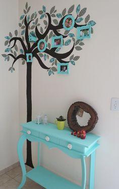 Tá faltando coisa na sua sala? Que tal uma árvore?