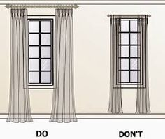 Curtains Behind Bed Girls Room curtains styles farmhouse.Luxury Curtains Home Decor how to make curtains diy. Diy Curtains, Hanging Curtains, Brown Curtains, Curtains For Double Windows, Curtains Living Rooms, Curtain For Small Window, Small Curtain Rods, Blinds For Windows Living Rooms, Window Seats