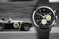 Baume & Mercier Capeland Shelby Cobra 1963 Competition - SIHH 2016 - 1