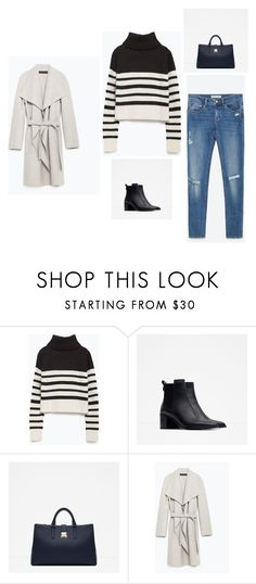 """""""Outfit Idea by Polyvore Remix"""" by polyvore-remix ❤ liked on Polyvore featuring Zara"""
