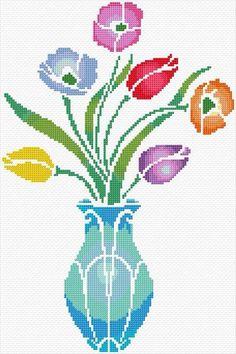 Monogram Cross Stitch, Cross Stitch Pillow, Cute Cross Stitch, Cross Stitch Heart, Cross Stitch Flowers, Cross Stitch Designs, Cross Stitch Patterns, Cross Stitch Calculator, Flower Painting Canvas