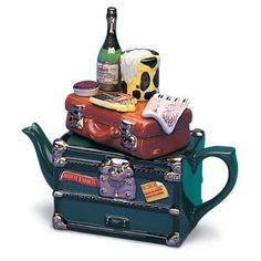 Orient Express Teapot: Kitchen Dining: Amazon.com