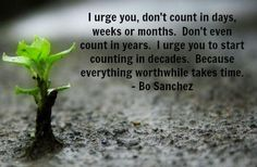 It takes time - Bo Sanchez Keep The Faith, So True, Wisdom Quotes, Meant To Be, Spirituality, How To Remove, Inspirational Quotes, Herbs, Life