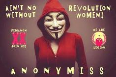 Aint no revolution without women! Damn right Wild Is The Wind, Strength Of A Woman, Red Queen, Girl Running, Red Riding Hood, Film, Human Rights, Cool Things To Make, Anonymous
