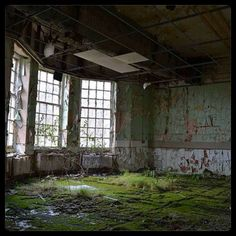 .@urbex_buddha | Whose Up For Scoping This Place Out With Me?. Anyone? #abandonedasylums #seve...