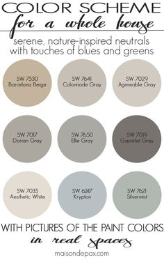 Paint-Colors-Home-Tour.jpg (700×1117)