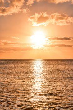 Hawaii Sunset at Electric Beach Electric Beach Oahu, Oahu Beaches, Hawaiian Sunset, See The Sun, Hawaii Vacation, Hawaiian Islands, Sunset Photos, Beautiful Sunset, The Good Place