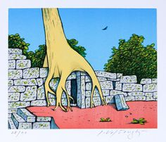 Borobudur - Josef Velčovský