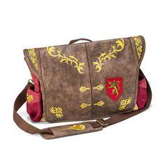 cd24d34b375 HBO Game of Thrones King s Landing Messenger Bag, Game of Thrones Messenger  Bag