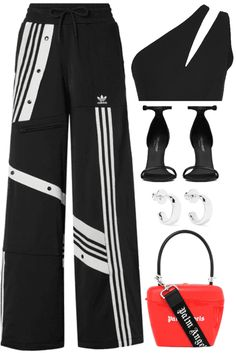 66 Outfit - Marie Kondo Under Wear Style Outfits, Kpop Fashion Outfits, Edgy Outfits, Mode Outfits, Retro Outfits, Cute Casual Outfits, Mode Hipster, Mode Ootd, Mode Kpop