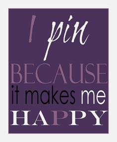 I really truly does! It's like therapy! |I pin by michalrussell, via Flickr