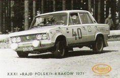 Włodzimierz Groblewski i Janusz Książkiewicz – Polski Fiat 125p/1500.