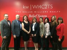 Karen Paul Team -- at the office Burlington Ontario, Team Events, Keller Williams Realty, Investment Property, Investing, Real Estate, Real Estates