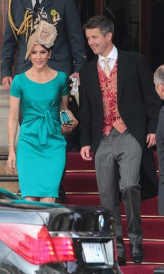 Prince Frederik Of Denmark and Princess Mary Photos  - Monaco Royal Wedding - Guest Sightings - Zimbio