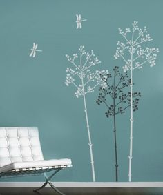 Large Stencil Going to Seed  Easy reusable by CuttingEdgeStencils, $34.95