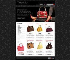 Trendy Best ZenCart Templates by Delta