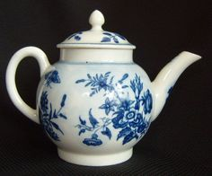 Antiques.com | Classifieds| Antiques » Antique Porcelain & Pottery » Antique Teapots &