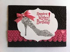 Fabulous You birthday card, Stampin' Up!