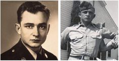 Johnny Cash is listed (or ranked) 16 on the list 70+ Celebrities Who Were in the Military