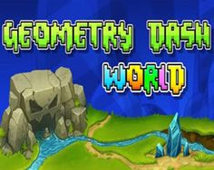 Geometry Dash World for pc free download (Windows 10 8.1 8 7 XP computer)