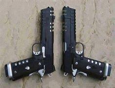 Punisher Grip 1911 Pistols Find our speedloader now! http://www.amazon.com/shops/raeind