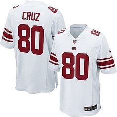 Nike nfl new york #giants #(victor #cruz) - xl - new with tags,  View more on the LINK: http://www.zeppy.io/product/gb/2/172468954567/