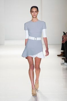 22 - The Cut, love this @Victoria Brown Beckham Spring 2014 RTW.. now for the legs!