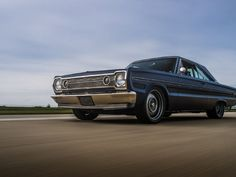 We first saw David Meyer's gorgeous 1966 Belvedere in May of 2015 when we stopped by famed custom builder Rad Rides by Troy in Manteno, Illinois. http://www.hotrod.com/cars/featured/1605-aiming-for-200mph-in-a-newly-completed-street-car?utm_source=rss&utm_medium=synergetic&utm_campaign=RSS